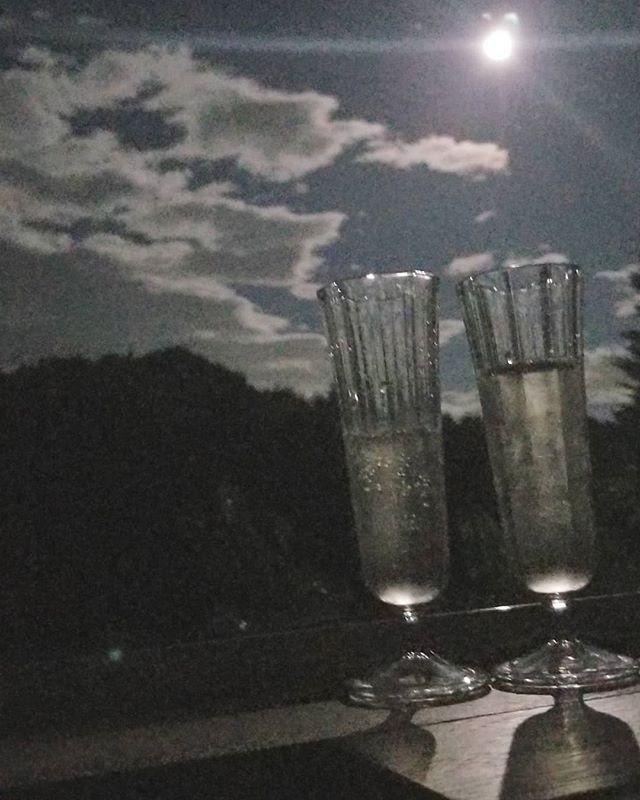 満月の夜&CAVA
